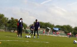 Necaxa jugó su partido de preparación ante León