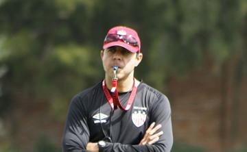 El equipo ha evolucionado satisfactoriamente, Miguel de Jesús Fuentes.