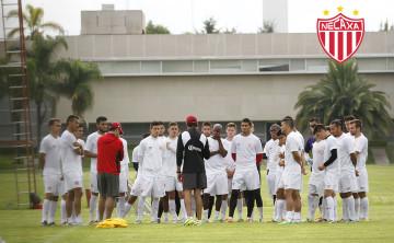 Necaxa viajará a Sinaloa para enfrentar dos partidos de pretemporada