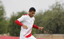 Con ansias de que arranque el torneo, Luis Omar Hernández
